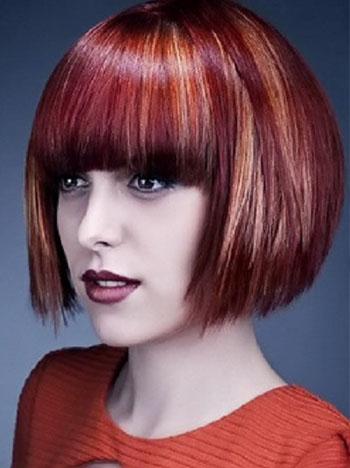 Окраска волос колорирование