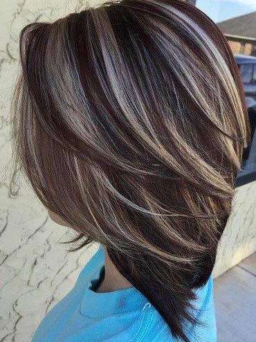Мелирование цена на короткие волосы